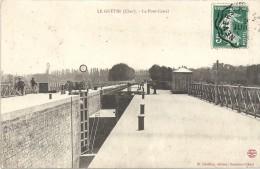LE GUETIN - 18 - Le Pont Canal - VAN - - Frankreich