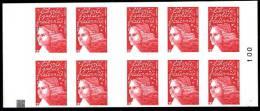 Carnet Luquet YT 3419 C14  - AVEC CARRE NOIR - FRANCE A VIVRE PORTRAIT DE REGION - Carnets