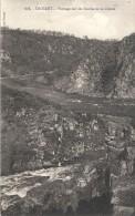CROZANT - 23 - Paysage Sur Les Roches Et La Creuse - VAN - - Crozant