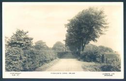 UK England Lancashire Fiddler's Lane IRLAM - Angleterre