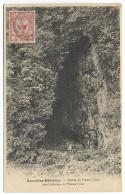 1907 NOUVELLES HEBRIDES CP POUR LA FRANCE AFFRANCHIE 10c NLLE CALEDONIE OBLITERE PT SANDWICH 17 MARS 07 - Brieven En Documenten
