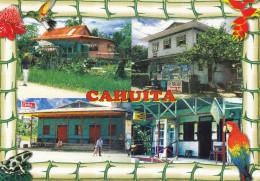 Ph-CPM Cahuita (Costa Rica) Multivues, 11,50 X 16,50 Cm - Costa Rica