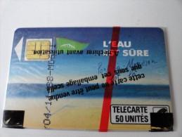 PONT A MOUSSON MINT CARD UNDER BLISTER - Francia