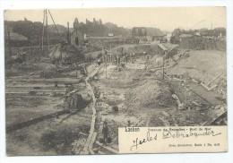 Carte Postale - LAEKEN - Travaux De Bruxelles  - Port De Mer - CPA  // - Laeken