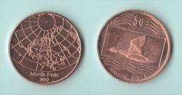 Polo Nord 5 Cents 2012 North Pole - Altre Monete