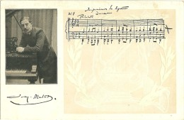"""CPA Musique Auteur-Compositeur Espagnol  : Juan MALAT  """"Impresiones De Espana"""" - TBE - Europe"""