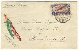 Mexico Michel No. 599 auf Brief