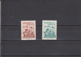 Bolivia Nº A153 Al A154 - Bolivia