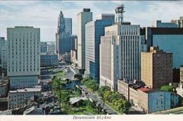 013Q/  Baltimore Downtown Skyline 1979 - Baltimore