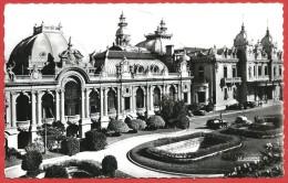 CARTOLINA VG MONTECARLO - Monaco - Le Casinò - 9 X 14 - ANNULLO 1965 TARGHETTA - Monte-Carlo