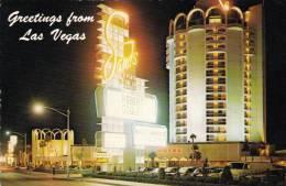 013Q/  Greetings From Las Vegas (Sands Hotel) - Las Vegas
