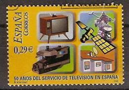 España U 4282 (o) Televisión. 2006 - 2001-10 Usados