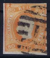 Portugal:  1866 YV Nr 23   Mi Nr 22 Used