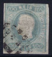 Portugal:  1866 YV Nr 24  Mi Nr 23 Used