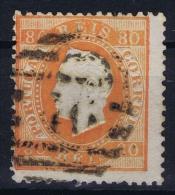 Portugal:  1870 YV Nr 43  Perfo 12.50 Mi Nr 40 Used