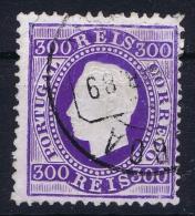 Portugal:  1870 YV Nr 49 Perfo 12.50 Mi Nr 45 Used