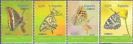Espagne 2011 Papillons Série Complet Neuf ** - 1931-Aujourd'hui: II. République - ....Juan Carlos I