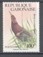 Gabun - Rep. Gabonaise 1989 - Michel 1030 ** - Gabun (1960-...)