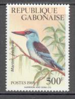 Gabun - Rep. Gabonaise 1989 - Michel 1033 ** - Gabun (1960-...)