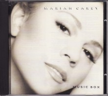 MARIAH CAREY ¤ ALBUM MUSIC BOX ¤ 1 CD AUDIO 11 TITRES - Soul - R&B