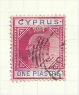 Chypre N°36 Cote 3 Euros - Chypre (République)
