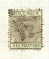 Chypre N°62 Cote 5 Euros - Chypre (République)