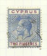 Chypre N°74 Cote 10 Euros - Chypre (République)
