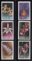 Dominica MNH Scott #1953-#1958 Set Of 6 Orchids - Dominique (1978-...)