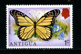 ANTIGUA - Farfalle - Butterfly - Nuovo - News -MNH **. - Farfalle