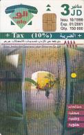 """JORDAN - Tabcat Fahel """"Pella"""", 10/99, used"""