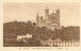69 - LYON - Notre-Dame De Fourvière - L'Abside - Autres