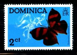 DOMINICA - Farfalle - Butterfly -  Nuovo - News - MLH *.. - Farfalle