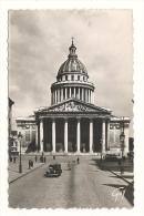 Cp, 75, Paris, Le Panthéon,  Voyagée 1966 - Pantheon