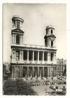 Cp, 75, Paris, Eglise Saint-Pierre, Voyagée 1966 - Chiese