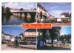 La Suze Sur Sarthe   CPSM Ou CPM - La Suze Sur Sarthe