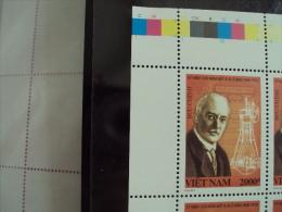 Vietnam Viet Nam MNH Perf Stamp 2013 : 150th Death Anniversary Of Rudolf Diesel (Ms1041) - Vietnam