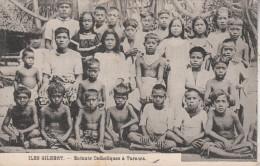 République De KIRIBATI - Iles GILBERT - Enfants Catholiques à Tarawa - Kiribati