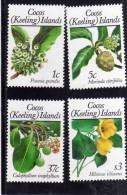 COCOS ISLAND ISLAS ISOLE 1988 FLORA PLANTS PIANTE MNH - Isole Cocos (Keeling)