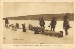 Missions D´Extrême-Nord Canadien - Série V - En Attendant Le Signal Du Départ - Oblats De Marie-Immaculée - Missions