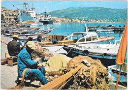 2A. Gf. AJACCIO. Pêcheurs Au Port. 94-06 - Ajaccio