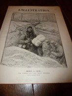 1915 GUERRE: Intervention Du JAPON;Au BOIS LE PRÊTRE;La Soupe; RIVESALTES;Bar-sur-Aube;B Enoit-XV;Volontaires POLONAIS - L'Illustration