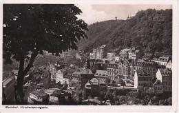 AK Karlsbad - Hirschensprungzeile - 1941 (10065) - Sudeten
