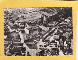 CPSM - AISY Sur ARMANCON - 13424 A - Vue Aérienne Sur L'Hôtel De Bourgogne - Autres Communes