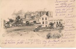 CPA-1900-24-CHATEAU De BIRON-TBE - Other Municipalities