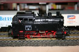 HO, ROCO, Locomotive 030T 80 033 DB - Locomotives