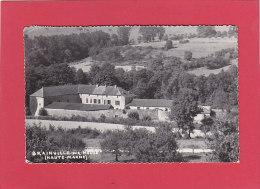 CPSM  - BRAINVILLE -  Carte Sans Légende - Vue Du Chateau -  éditeur Contant Vouziers ? - Autres Communes