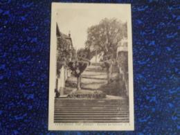 FIGEAC - Entrée Du Calvaire, Escalier - Figeac