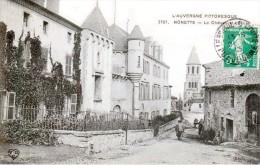 Les Châteaux En Auvergne - Le Château De Nonette Canton De Saint-Germain-Lembron - Très Beau Plan Animé - Saint Germain Lembron