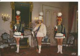 40 - LANDES - CPM - MONT DE MARSAN - Les Majorettes De Mont De Marsan: Les Officiers - Mont De Marsan