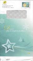 Prêt à Poster De Service De La Poste (timbre Bonne Fêtes Boule De Noel) ATTENTION VOIR DESCRIPTIF CI DESSOUS - PAP: Sonstige (1995-...)